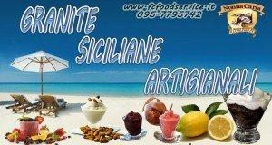 Poster Orizzontale Granite Siciliane - Fc Food Service