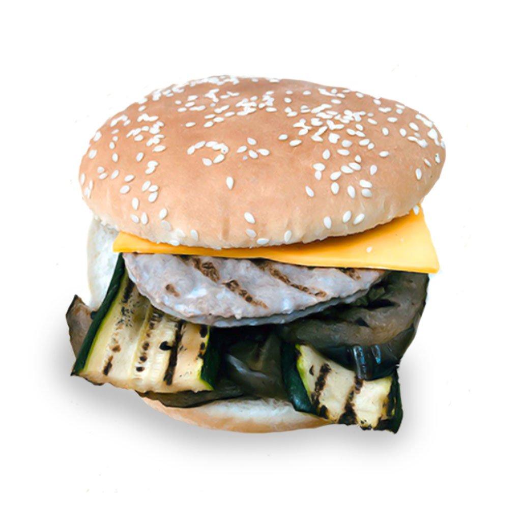Cheesburger Grigliato - Fc Food