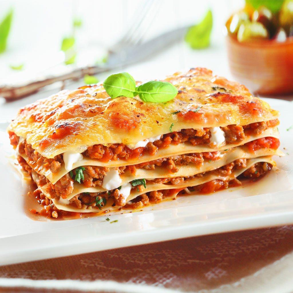 Lasagna alla Bolognese - Fc Food