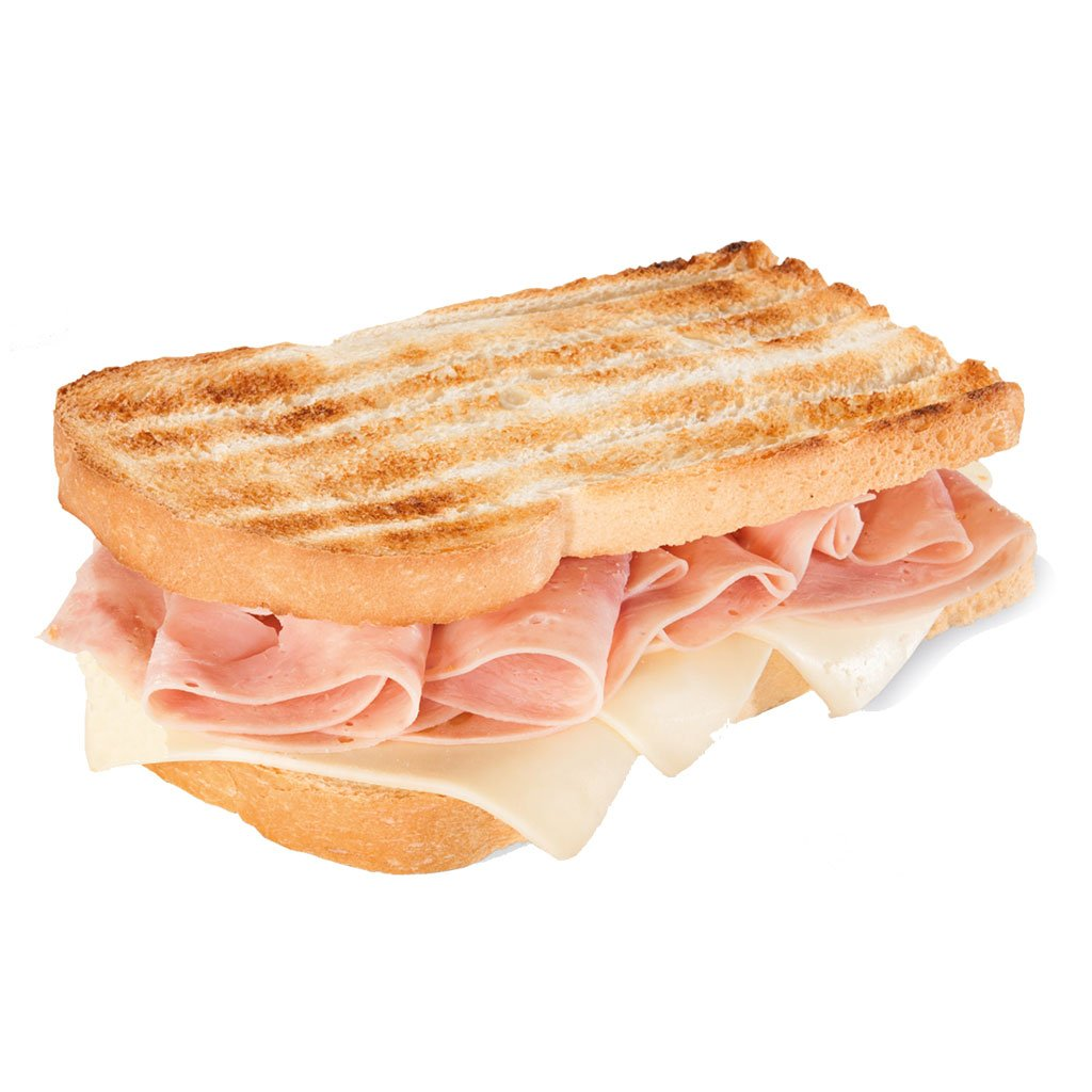 Maxi Toast al Cotto - Fc Food