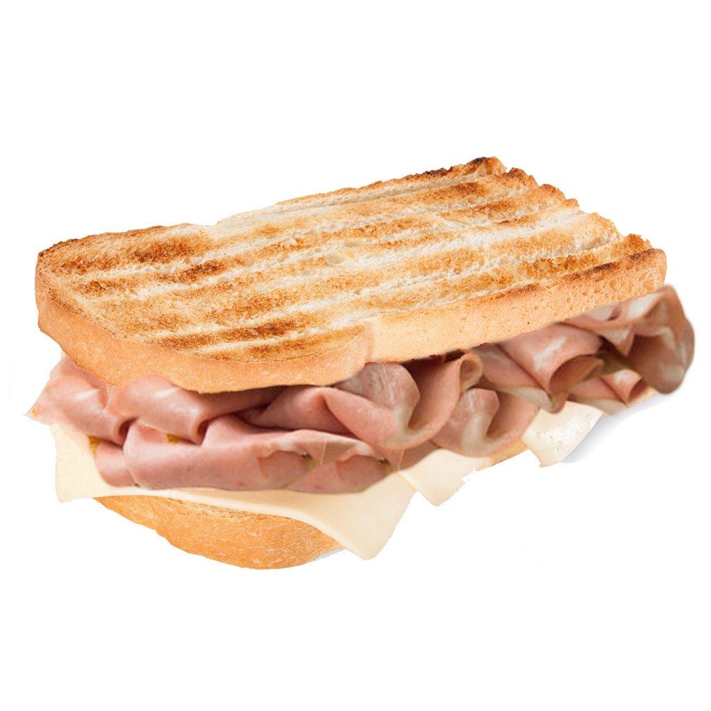Maxi Toast Mortadella - Fc Food