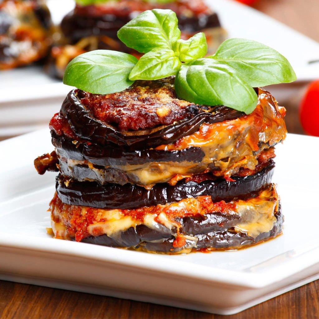 Parmigiana di Melanzane - Fc Food