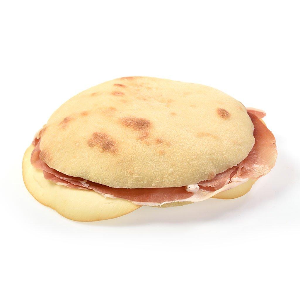 Puccia al Bacon - Fc Food