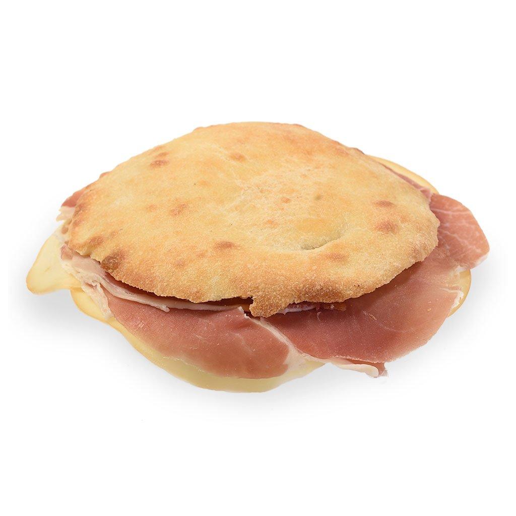 Puccia al Crudo - Fc Food