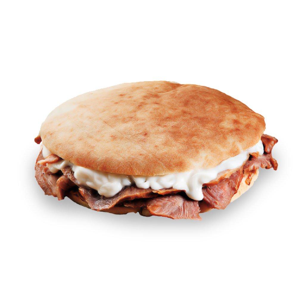 Puccia al Kebab - Fc Food